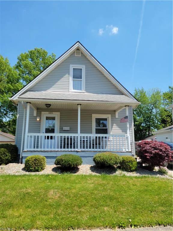 605 Washington Avenue, Girard, OH 44420 (MLS #4288117) :: TG Real Estate