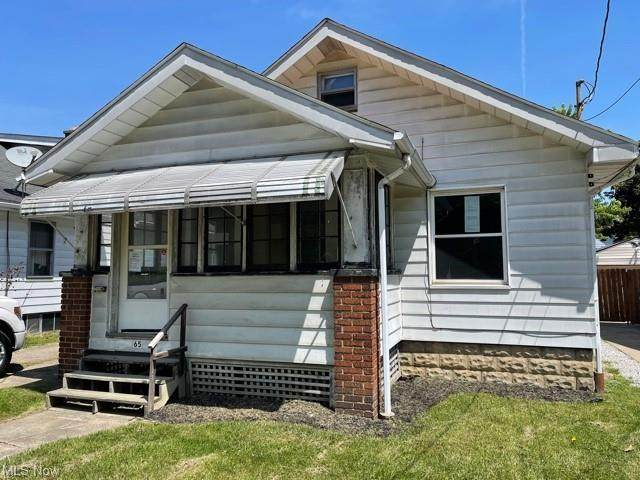 65 S Belle Vista Avenue, Youngstown, OH 44509 (MLS #4288746) :: RE/MAX Edge Realty