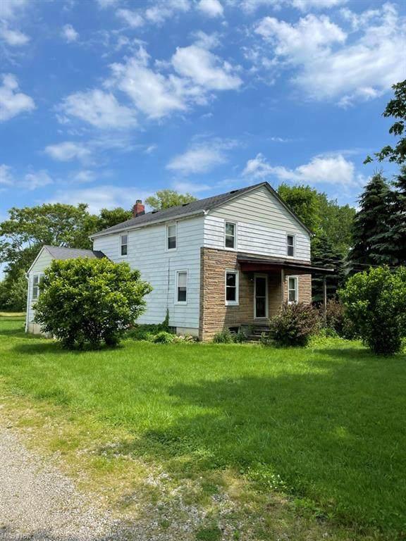 9186 Asbury Road, Mantua, OH 44255 (MLS #4288888) :: The Art of Real Estate