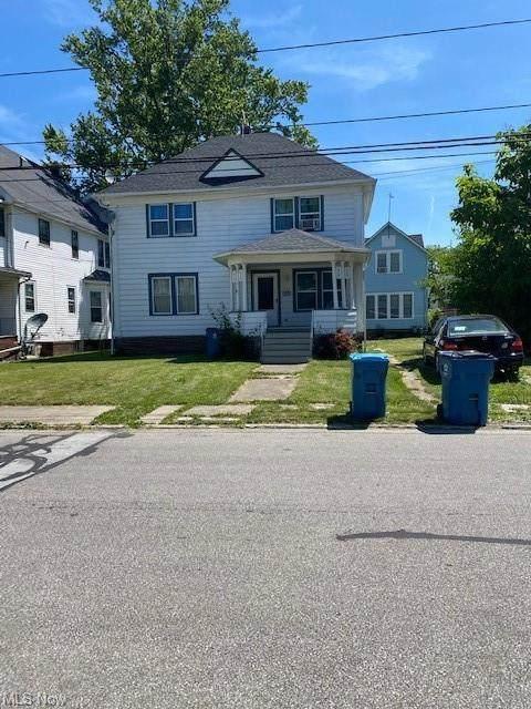 527 Hamilton Avenue, Lorain, OH 44052 (MLS #4289210) :: Jackson Realty