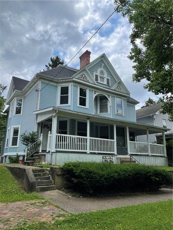 410 Warren Street, Marietta, OH 45750 (MLS #4289567) :: The Art of Real Estate