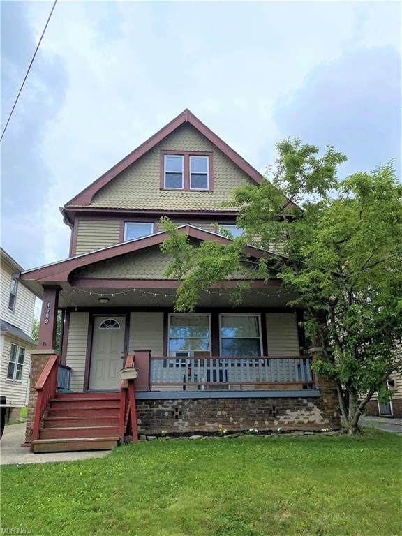 4609 Woburn Avenue, Cleveland, OH 44109 (MLS #4289715) :: The Tracy Jones Team