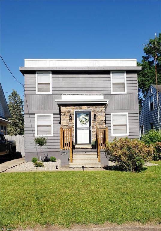 1113 Kenmore Avenue SE, Warren, OH 44484 (MLS #4290104) :: RE/MAX Trends Realty