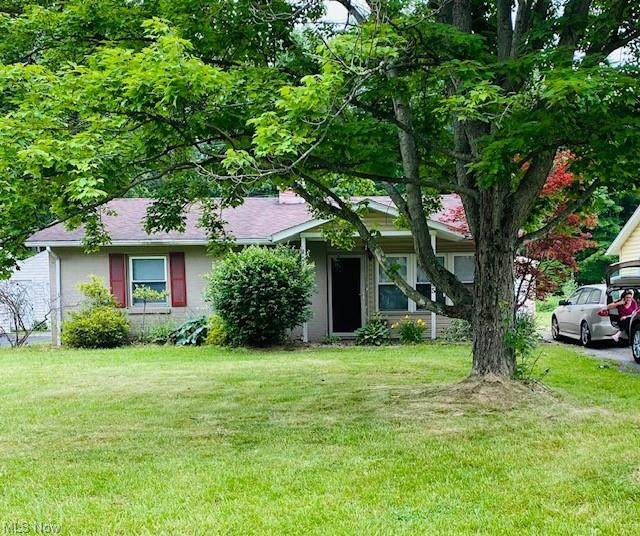935 Donmar Lane, Youngstown, OH 44511 (MLS #4290358) :: RE/MAX Edge Realty