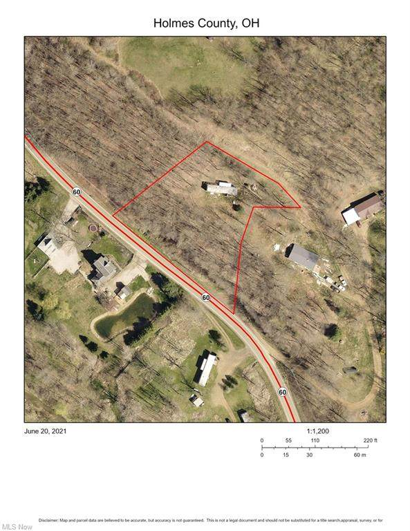 3950 State Route 60, Killbuck, OH 44637 (MLS #4290469) :: The Holly Ritchie Team