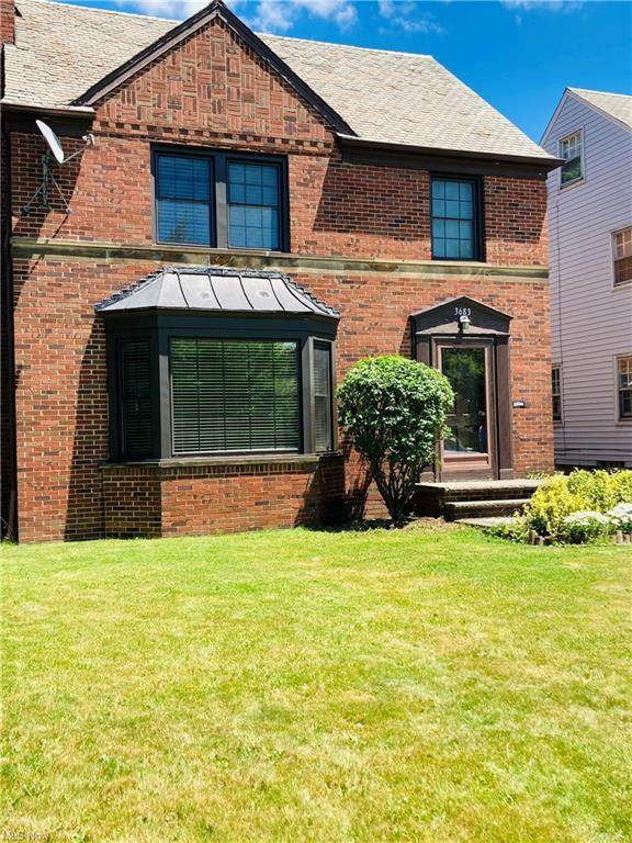 3683 Normandy Road, Cleveland, OH 44120 (MLS #4290762) :: The Tracy Jones Team