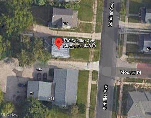 500 Schiller Avenue, Akron, OH 44310 (MLS #4291306) :: The Jess Nader Team | REMAX CROSSROADS