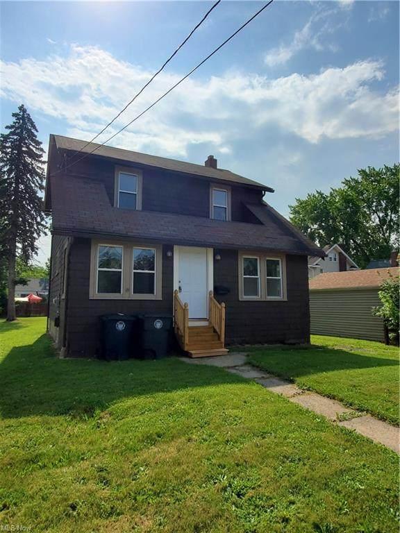 815 Damon Street, Akron, OH 44310 (MLS #4291509) :: TG Real Estate