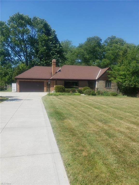815 Chestnut Road, Seven Hills, OH 44131 (MLS #4291590) :: The Tracy Jones Team