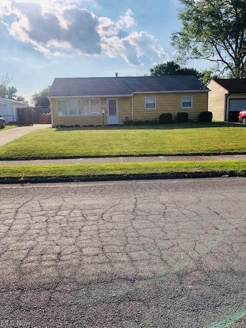 2304 Morris Avenue NE, Canton, OH 44705 (MLS #4292175) :: Tammy Grogan and Associates at Keller Williams Chervenic Realty