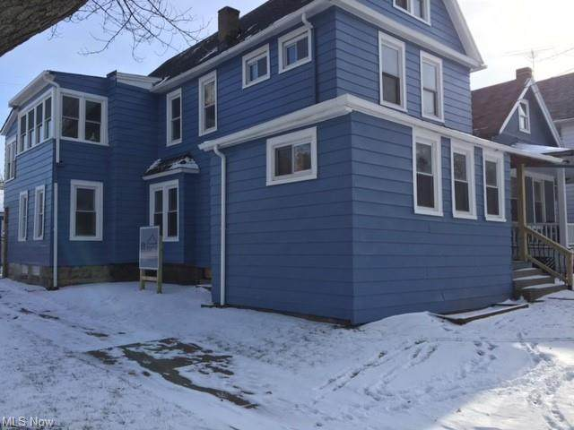 1325 W 59th Street, Cleveland, OH 44102 (MLS #4292277) :: The Art of Real Estate