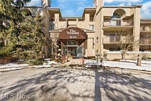 26101 Village Lane #307, Beachwood, OH 44122 (MLS #4292308) :: TG Real Estate