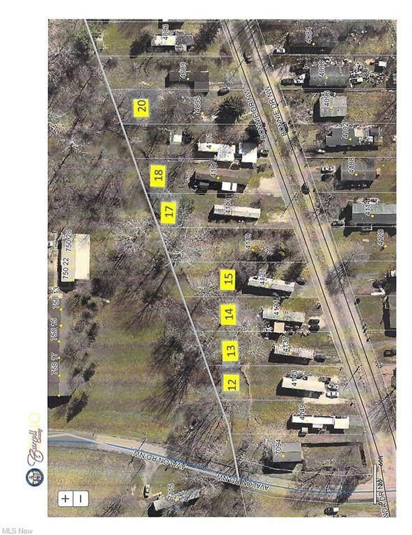 4113 Bonnie Drive NW, Malvern, OH 44644 (MLS #4292534) :: TG Real Estate