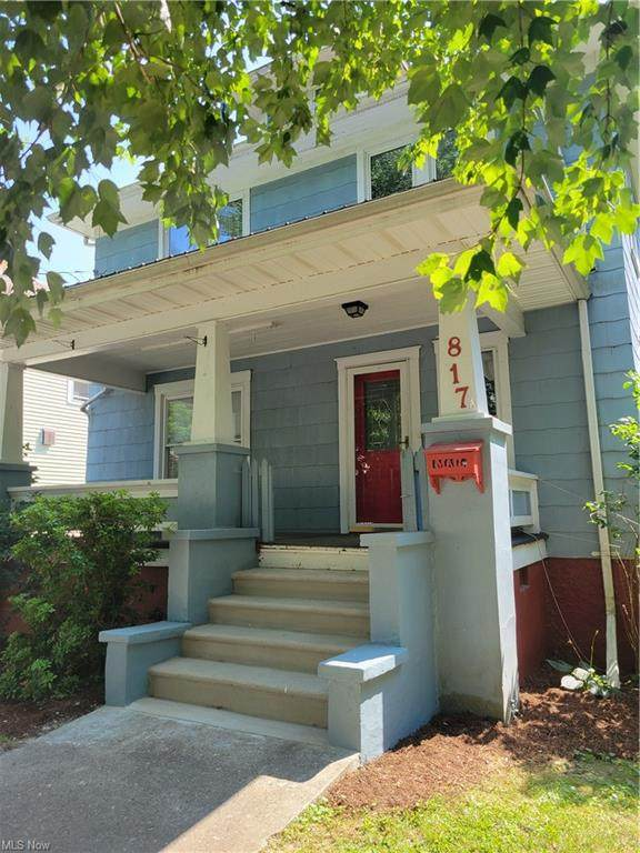 817 Front Street, Marietta, OH 45750 (MLS #4293345) :: Krch Realty