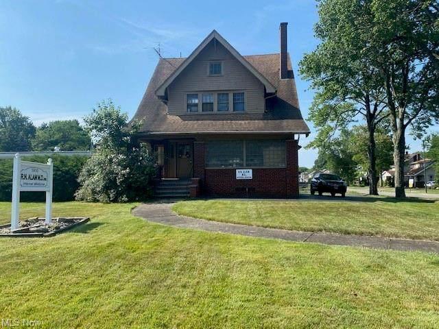 1910 E Market Street, Warren, OH 44483 (MLS #4293381) :: TG Real Estate