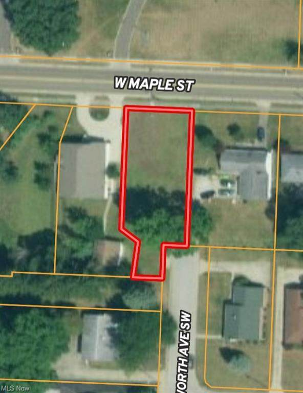 Maple Street W, North Canton, OH 44720 (MLS #4294513) :: Keller Williams Legacy Group Realty