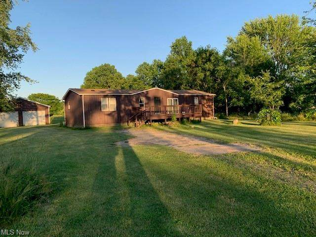 357 S Salem Warren Road, North Jackson, OH 44451 (MLS #4295205) :: Keller Williams Legacy Group Realty