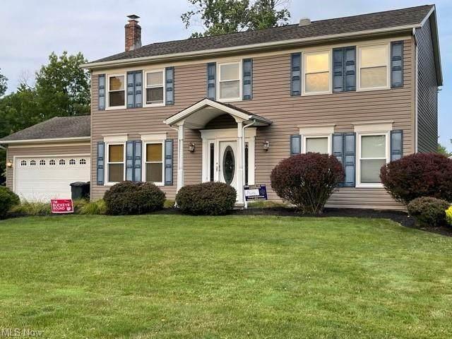 8821 Wildwood Drive, North Royalton, OH 44133 (MLS #4295991) :: Select Properties Realty