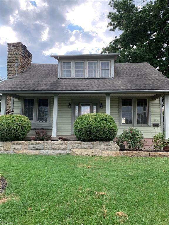 123 Adams, Woodsfield, OH 43793 (MLS #4296240) :: The Art of Real Estate
