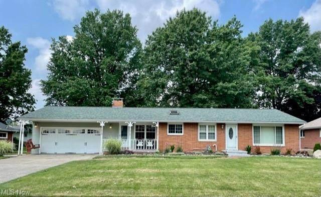 5 N Hickin Street, Rittman, OH 44270 (MLS #4296322) :: The Art of Real Estate