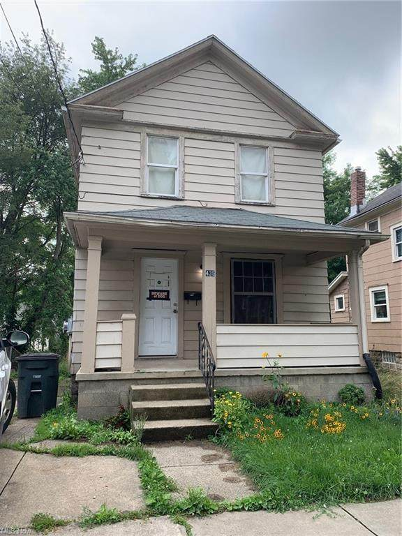 435 Windsor Street, Akron, OH 44306 (MLS #4296645) :: RE/MAX Trends Realty