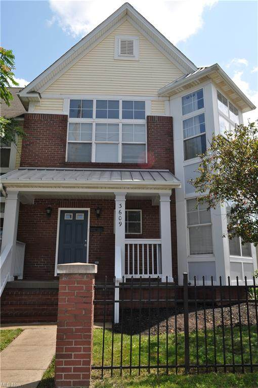3609 E 65th Street, Cleveland, OH 44105 (MLS #4297059) :: Select Properties Realty