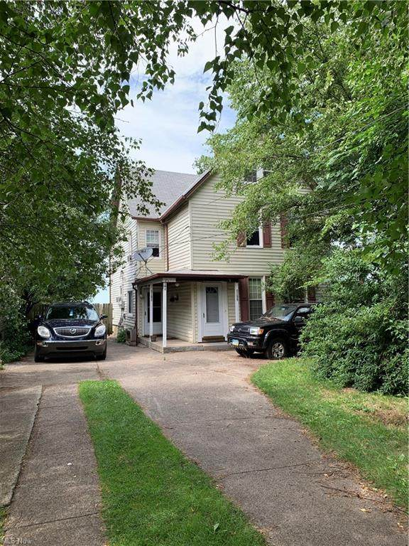 5102 Herman Avenue, Cleveland, OH 44102 (MLS #4297142) :: The Holly Ritchie Team