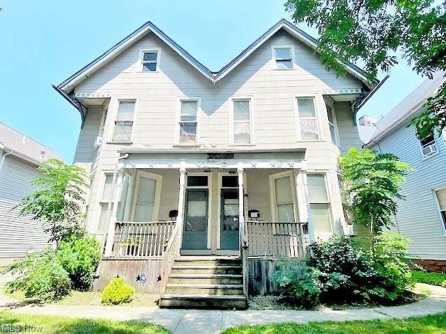 1557 E 47th Street, Cleveland, OH 44103 (MLS #4297281) :: Tammy Grogan and Associates at Keller Williams Chervenic Realty