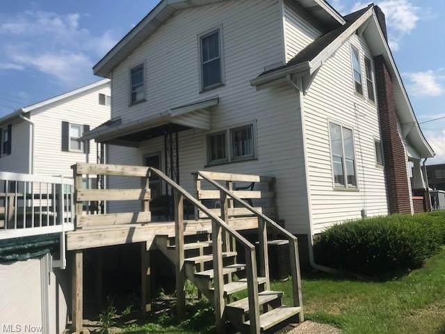 118 3rd Street, Tiltonsville, OH 43963 (MLS #4297288) :: The Art of Real Estate