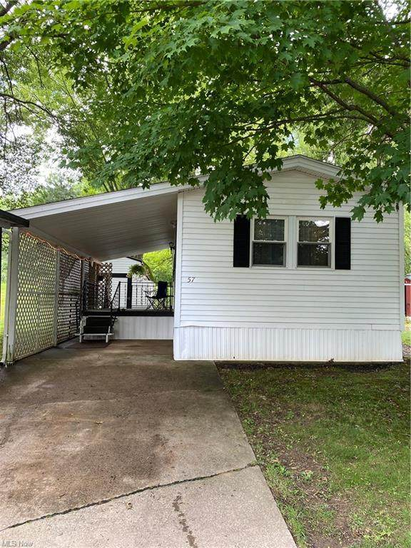 7443 Spillway #57, Lisbon, OH 44432 (MLS #4297625) :: The Holly Ritchie Team