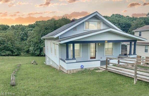 524 Woodvue Lane, Wintersville, OH 43953 (MLS #4297710) :: Keller Williams Chervenic Realty