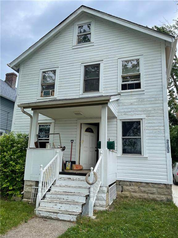 2103 W 106th Street, Cleveland, OH 44102 (MLS #4298059) :: TG Real Estate