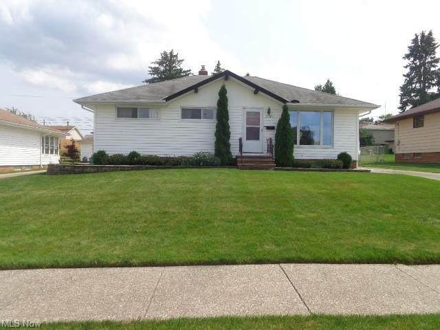 3325 Hetzel Drive, Parma, OH 44134 (MLS #4298710) :: The Holden Agency