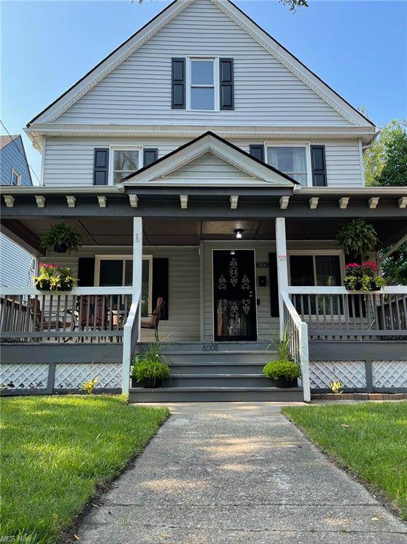8008 Lake Avenue, Cleveland, OH 44102 (MLS #4298853) :: The Art of Real Estate