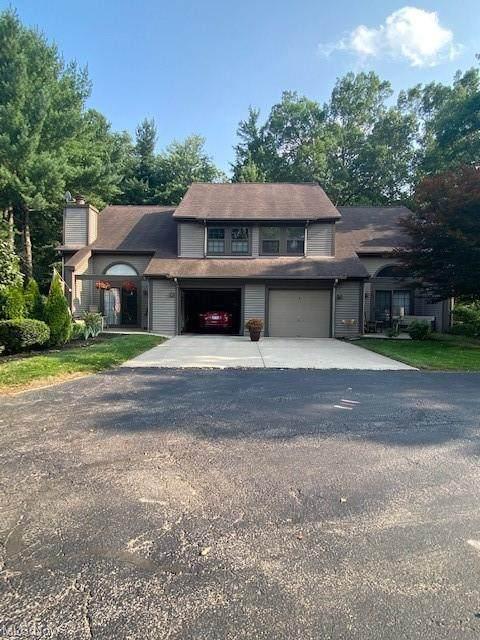3860 Northwoods Court NE #5, Warren, OH 44483 (MLS #4298970) :: The Art of Real Estate