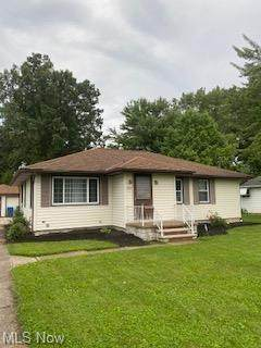 1301 Westwood Drive, Lorain, OH 44053 (MLS #4298987) :: The Art of Real Estate