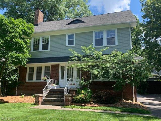 2229 Delaware Drive, Cleveland Heights, OH 44106 (MLS #4299238) :: RE/MAX Edge Realty