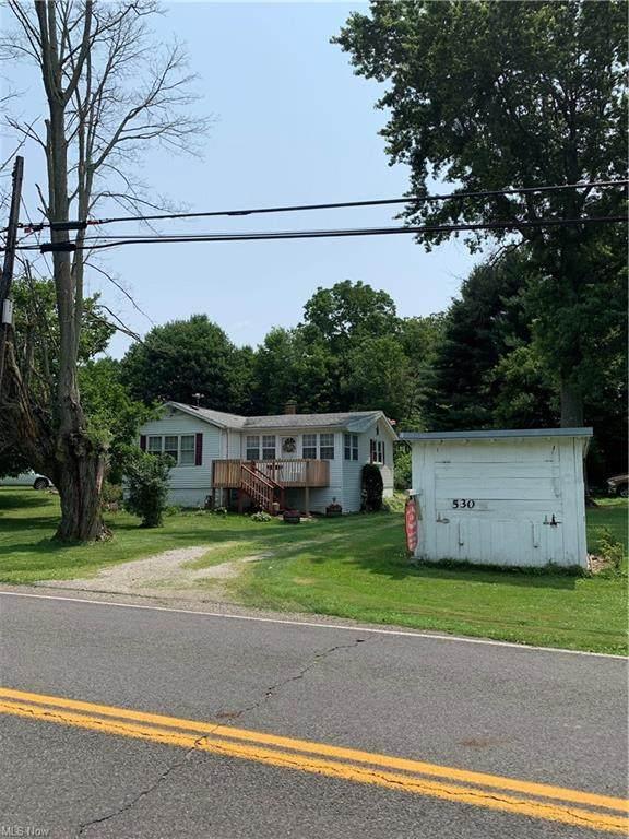 530 Randolph Road, Mogadore, OH 44260 (MLS #4299557) :: TG Real Estate