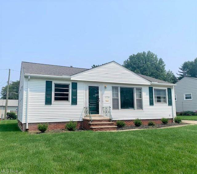 11574 Schwab Drive, Parma, OH 44130 (MLS #4299806) :: The Holly Ritchie Team