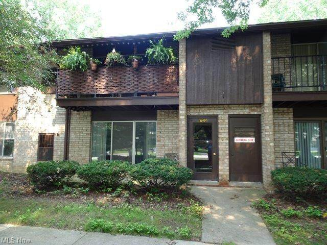 16495 Heather Lane F 103, Middleburg Heights, OH 44130 (MLS #4299823) :: Select Properties Realty
