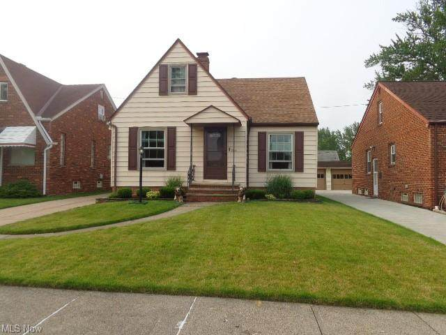 7611 Ivandale Drive, Parma, OH 44129 (MLS #4300087) :: The Holly Ritchie Team