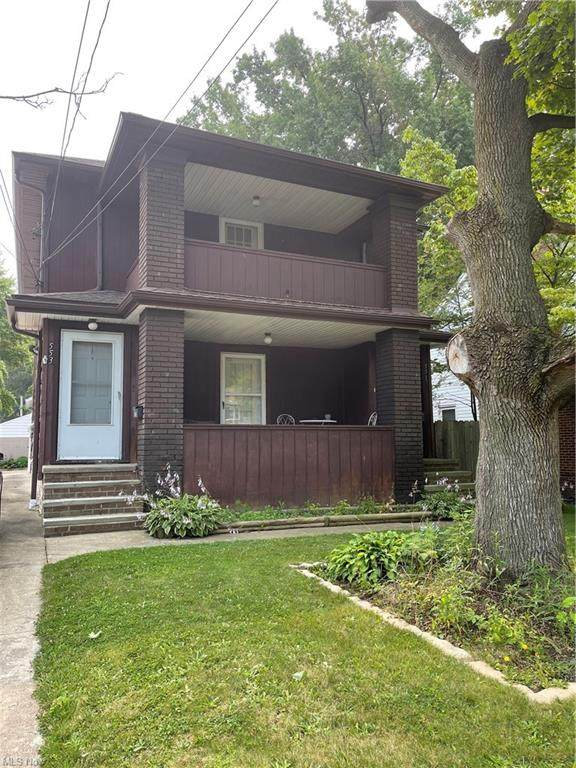 551-553 Patterson Avenue, Akron, OH 44310 (MLS #4300152) :: Select Properties Realty