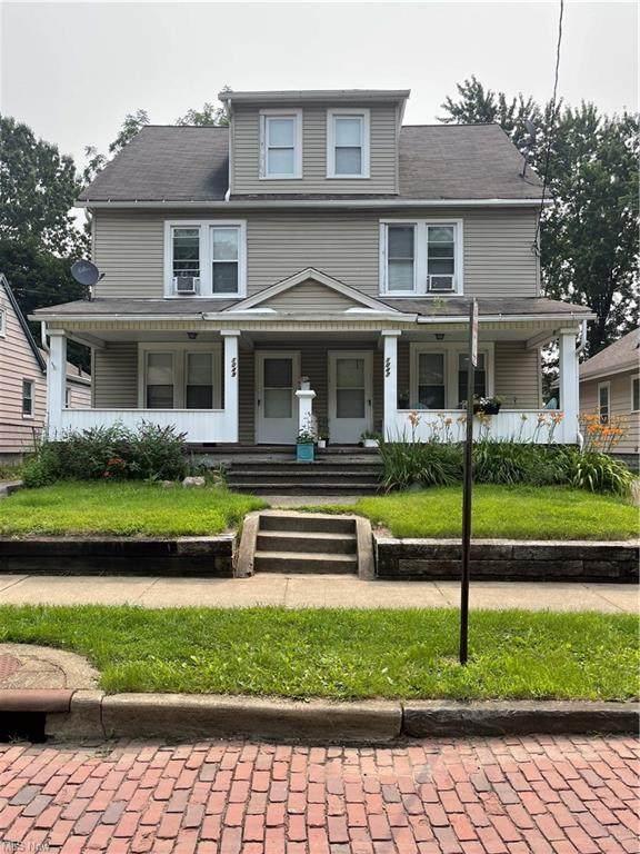 1047 Murray Avenue, Akron, OH 44310 (MLS #4300164) :: Jackson Realty