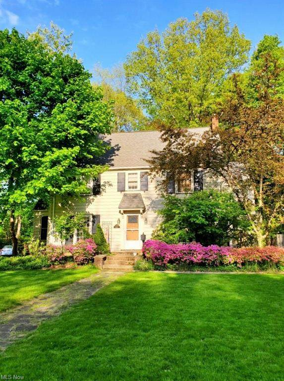 1319 Oakridge Drive, Cleveland Heights, OH 44121 (MLS #4300327) :: TG Real Estate