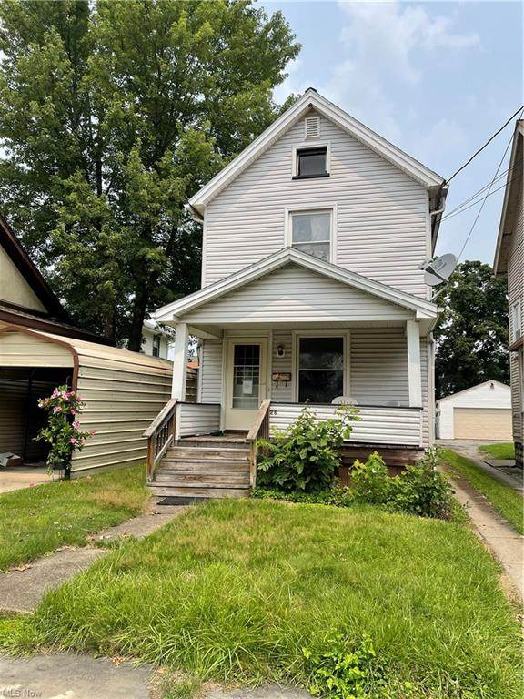 426 Vine Court, Niles, OH 44446 (MLS #4300688) :: Select Properties Realty