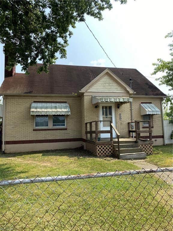809 Hocking Road, Belpre, OH 45714 (MLS #4300748) :: Select Properties Realty