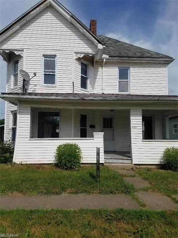 840 Railroad Street, Caldwell, OH 43724 (MLS #4300816) :: Tammy Grogan and Associates at Keller Williams Chervenic Realty