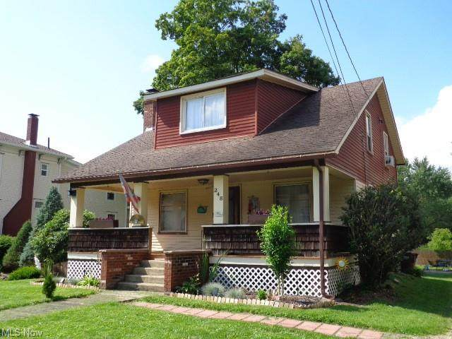 248 W Main Street, Andover, OH 44003 (MLS #4300968) :: The Holly Ritchie Team