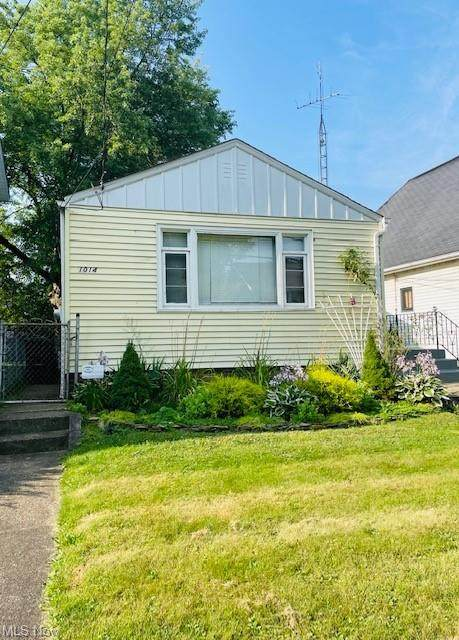 1014 19th Street NW, Canton, OH 44709 (MLS #4301061) :: The Art of Real Estate