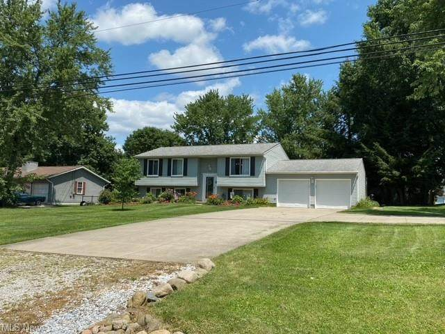 6250 Erie Avenue NW, Canal Fulton, OH 44614 (MLS #4301076) :: The Kaszyca Team